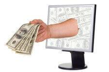 Займ денег через интернет по паспорту